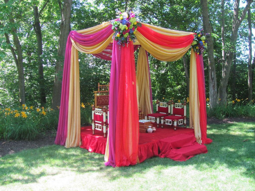 draping • festivities | event rental, decor & floral